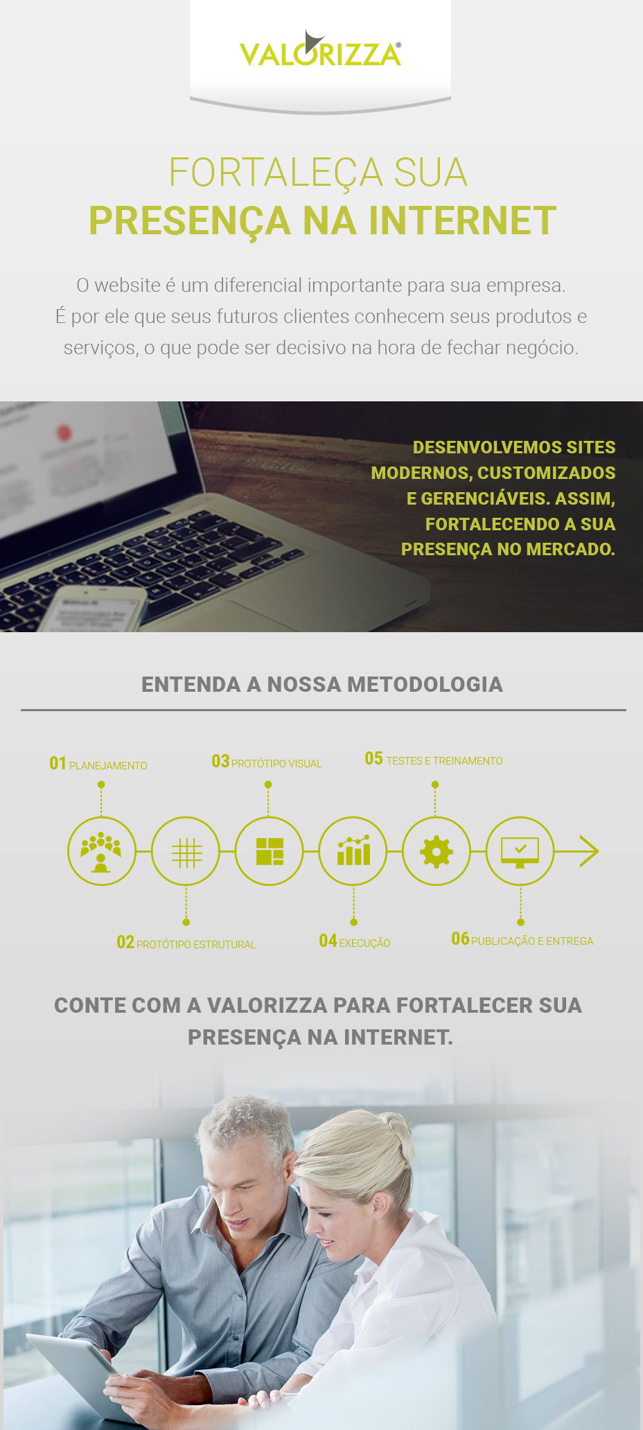 email mkt - Valorizza Web